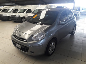 Nissan March 1.6 Advance Mt A Credito!!!