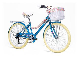 Bicicleta Urbana Mercurio Capressi R24 - 64335