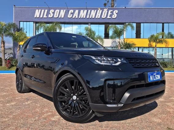 Land Rover Discovery Hse, 4x4, 2018 Nilson Caminhões 0299