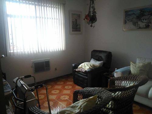 Imagem 1 de 10 de Apartamento Com 1 Dorm, Centro, São Vicente - R$ 210.000,00, 75m² - Codigo: 364 - V364