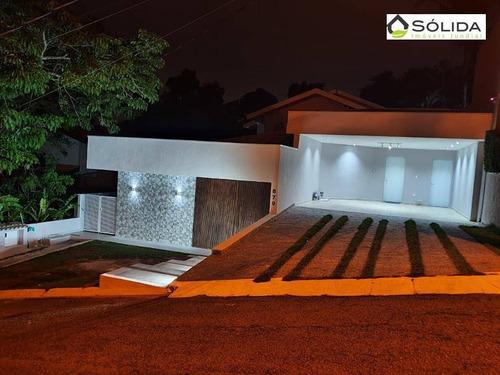 Imagem 1 de 30 de Casa Com 3 Dormitórios À Venda, 306 M² Por R$ 1.530.000,00 - Vilagge Capricio - Louveira/sp - Ca0317