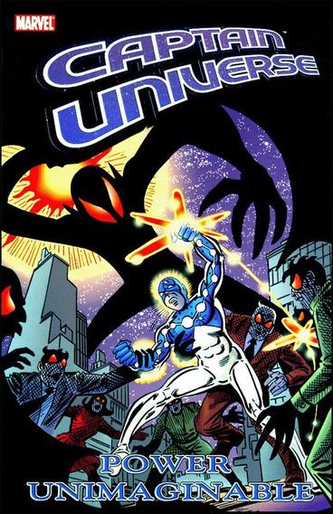Marvel Captain Universe Power Unima Ginable Volume 1