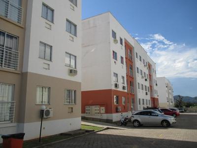 Apartamento Residencial Para Locação, Quilômetro Doze, Itajaí. - Ap1793