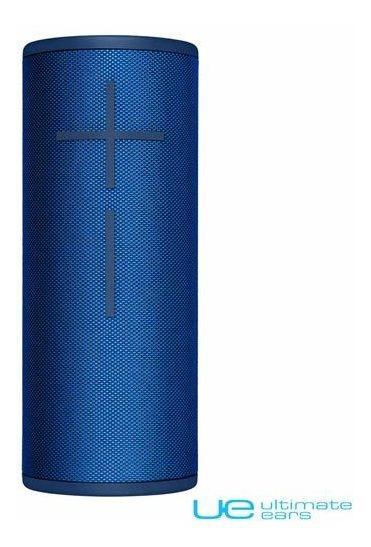 Caixa De Som Bluetooth Ultimate Ears Lagoon Blue - Boom 3