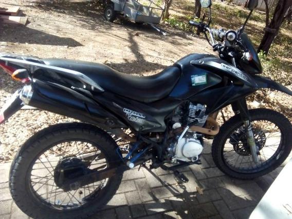Moto Serpento Yara 2014