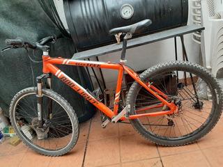 Bicicleta And-light Begg Inea Rodado 26