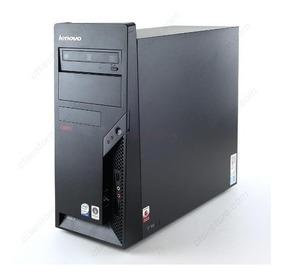 Cpu Lenovo Dual Core 4gb Hd 500gb Wifi #maisbarato