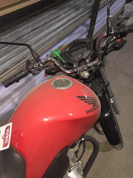 Honda Cg160 Start