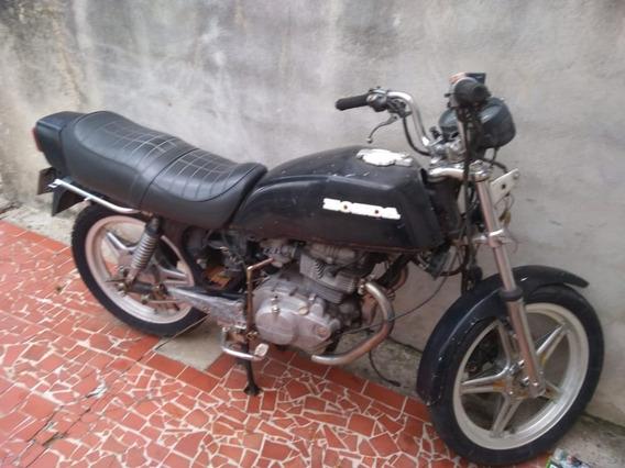 Cb 400 Preta 83