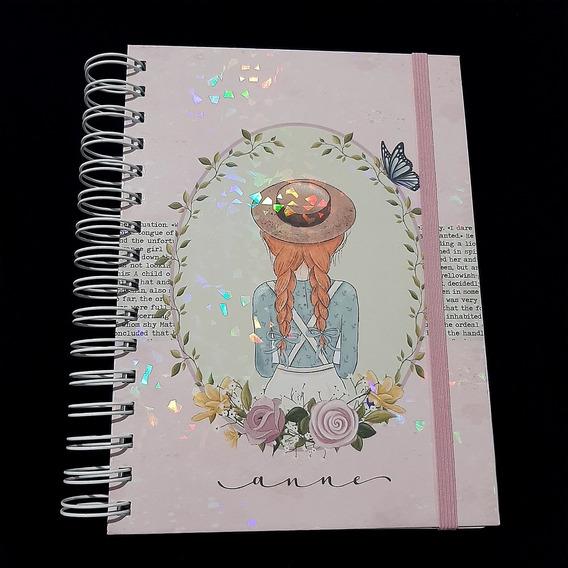 Caderno Anne With An E