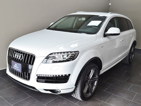 Q7 3.0 T Elite Tiptronic Qtro 333hp At Excelente Oportunidad