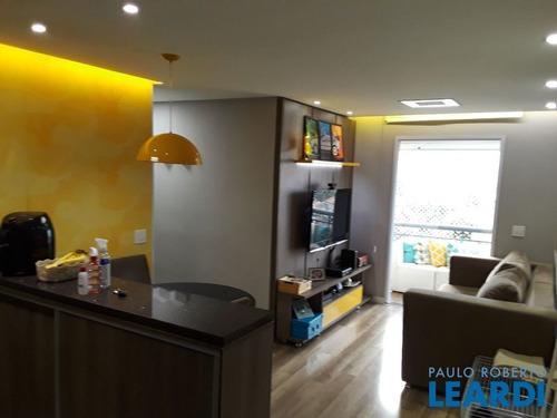 Imagem 1 de 12 de Apartamento - Vila Bela - Sp - 642293