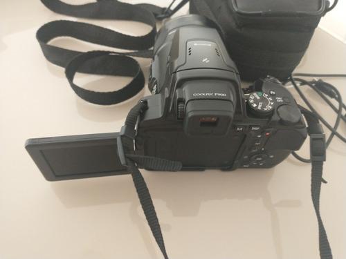 Câmera Nikon Colpix P900