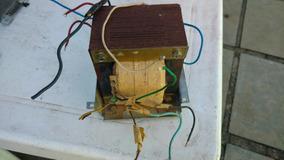 Carcaça Do Trafo Amplificador Gradiente 366 ( Atenção)