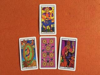 Amuleto Digital Para La Lectura De Cartas Tarot