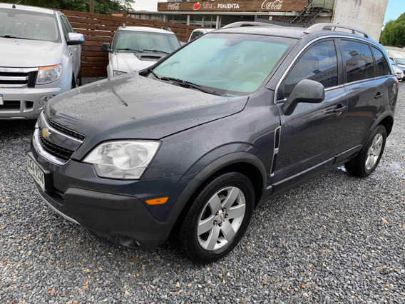 Chevrolet Captiva Sport 2.4 At Nueva! Ficha Pto/financio!