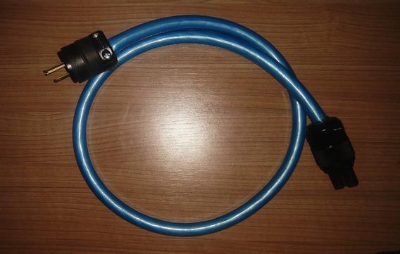 Cabo De Força Logical Cables Power Clean (1m)