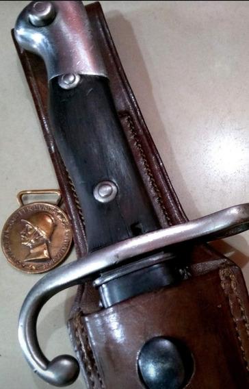 Antiguo Sable Bayoneta Militar Mauser Modelo 1909. Solingen.