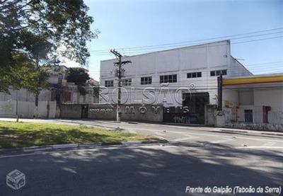 Galpao - Vila Santa Luzia - Ref: 20858 - V-20858
