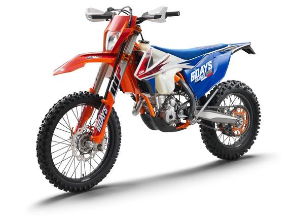 Ktm 350 Exc - F Six Days Precio Promocion Pro Motors