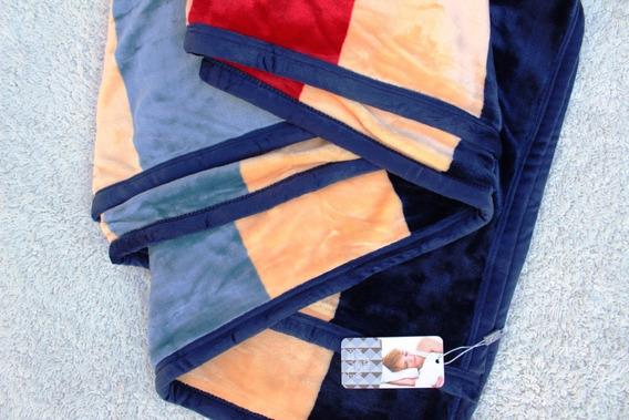Cobertor Casal Toque Aveludado Ultra Macio Várias Estampas