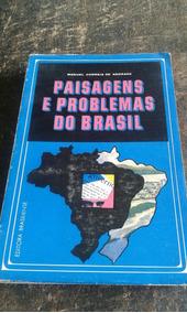 Paisagens E Problemas Do Brasil / Frete Grátis