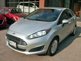 Ford Fiesta S Sedan Manual Modelo 2016