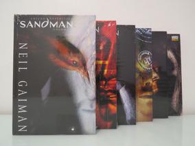 Sandman Edição Definitiva Vols. 1 Ao 5 + Morte - Novos