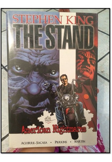 The Stand Stephen King Novela Gráfica (danza De La Muerte)
