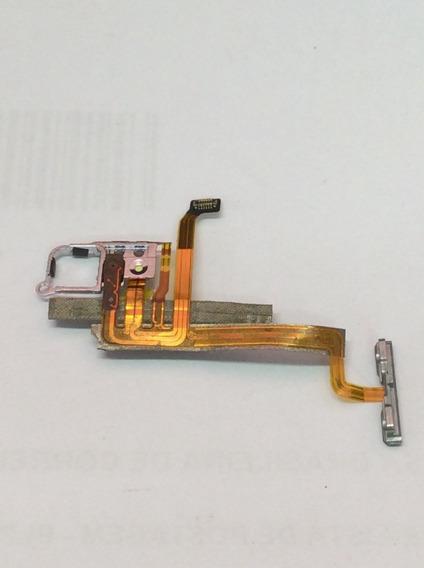 Flex Botao Power Volume iPod Touch 5 Geracao Original Mesmo
