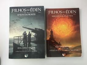 Box Filhos Do Éden Eduardo Spohr 2 Volumes