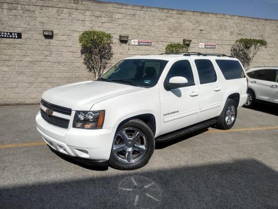 Chevrolet Suburban 5p Lt 5.3l Ta Piel Dvd Ra-20