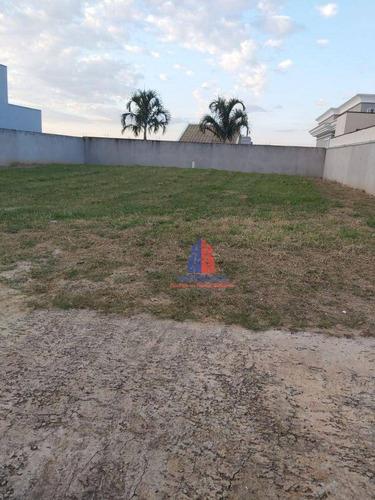 Imagem 1 de 12 de Terreno À Venda, 450 M² Por R$ 575.000,00 - Loteamento Residencial Jardim Villagio - Americana/sp - Te0465