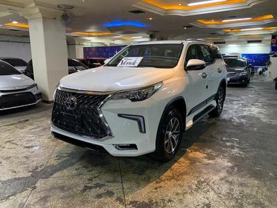 Toyota Fortuner Vrx Platinum