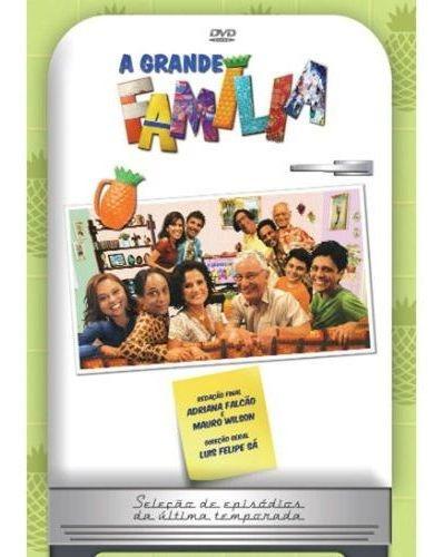 Dvd A Grande Família - Seleção Da Última Temporada