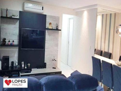 Apartamento Com 2 Dormitórios À Venda, 82 M² Por R$ 745.000,00 - Mooca - São Paulo/sp - Ap2086