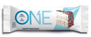 One Protein Bar, Pastel De Cumpleaños, 2.12 Oz. (paquete De