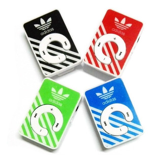 Reproductor Mp3 adidas Color Verde