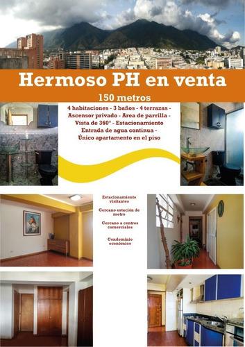 Imagen 1 de 14 de Oferta Oportunidad Pent House Apartamento En Boleíta Norte