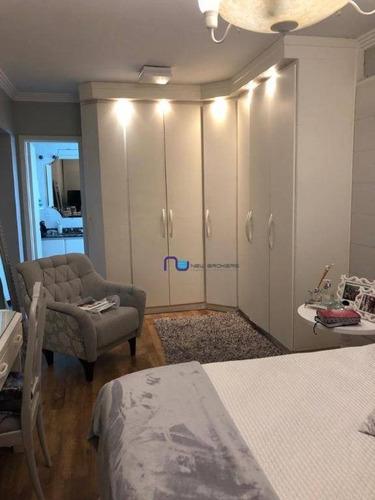 Imagem 1 de 24 de Apartamento À Venda, 156 M² Por R$ 930.000,00 - Santana - São Paulo/sp - Ap4315