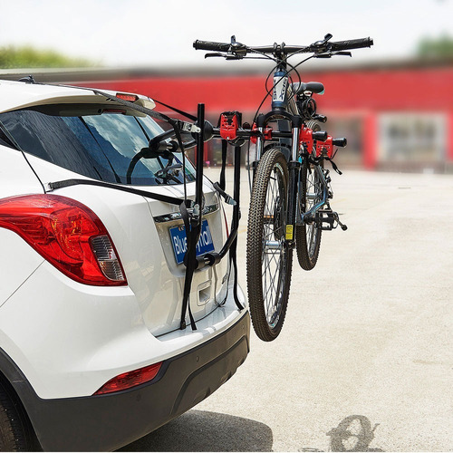 Porta Bicicletas X3 Carrier Soporte Carro Ciclas Carga