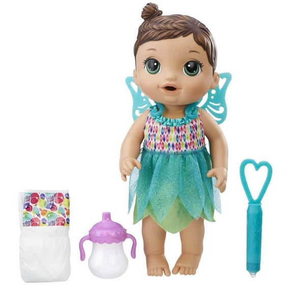 Morena Hora Da Festa Baby Alive - Hasbro B9724