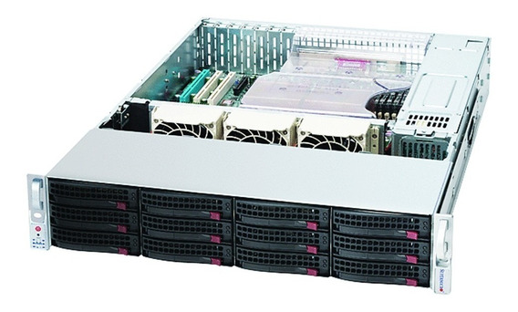 Importa Eua - Servidor Storage Supermicro Dell Ibm Hp Switch