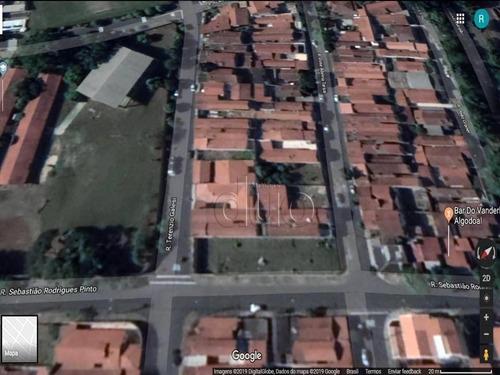 Imagem 1 de 13 de Terreno Para Alugar, 566 M² Por R$ 600/mês - Algodoal - Piracicaba/sp - Te1383
