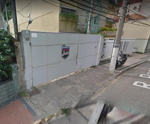 Terreno Para Alugar, 410 M² - São Domingos - Niterói/rj - Te0089