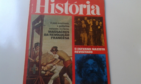Revista Grandes Acontecimentos Da História - 1973 - 4