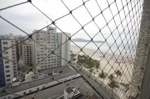 Apartamento De Frente Para O Mar - Praia Grande 6350   P.c.x