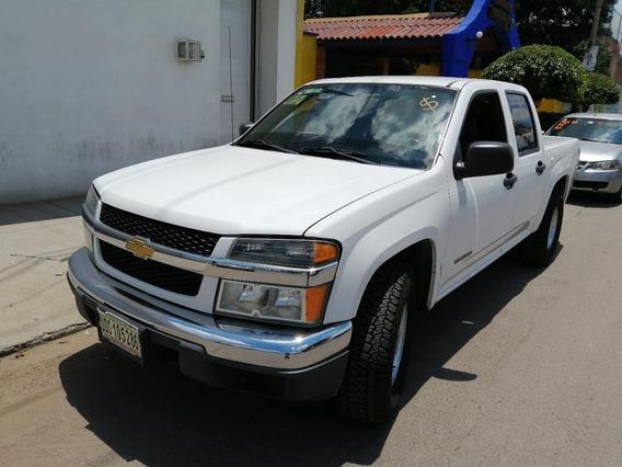 Pick Up Colorado 2005 Excelente 5 Cilindros Doble Cab. A/c