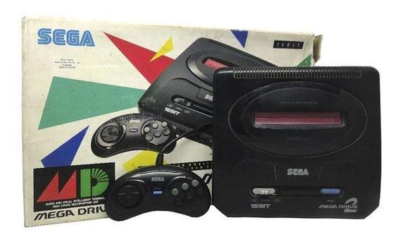 Console Mega Drive 2 16 Bits Sega Pronta Entrega