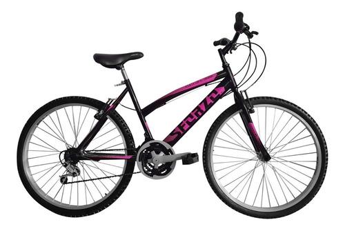 Bicicleta Dama Rin 26 En Aluminio 18 Cambios